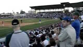 Fort Worth Cats Homerun