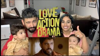 Love Action Drama Teaser Reaction | Nivin Pauly | RajDeepLive Feat Rajveer & Arjun |