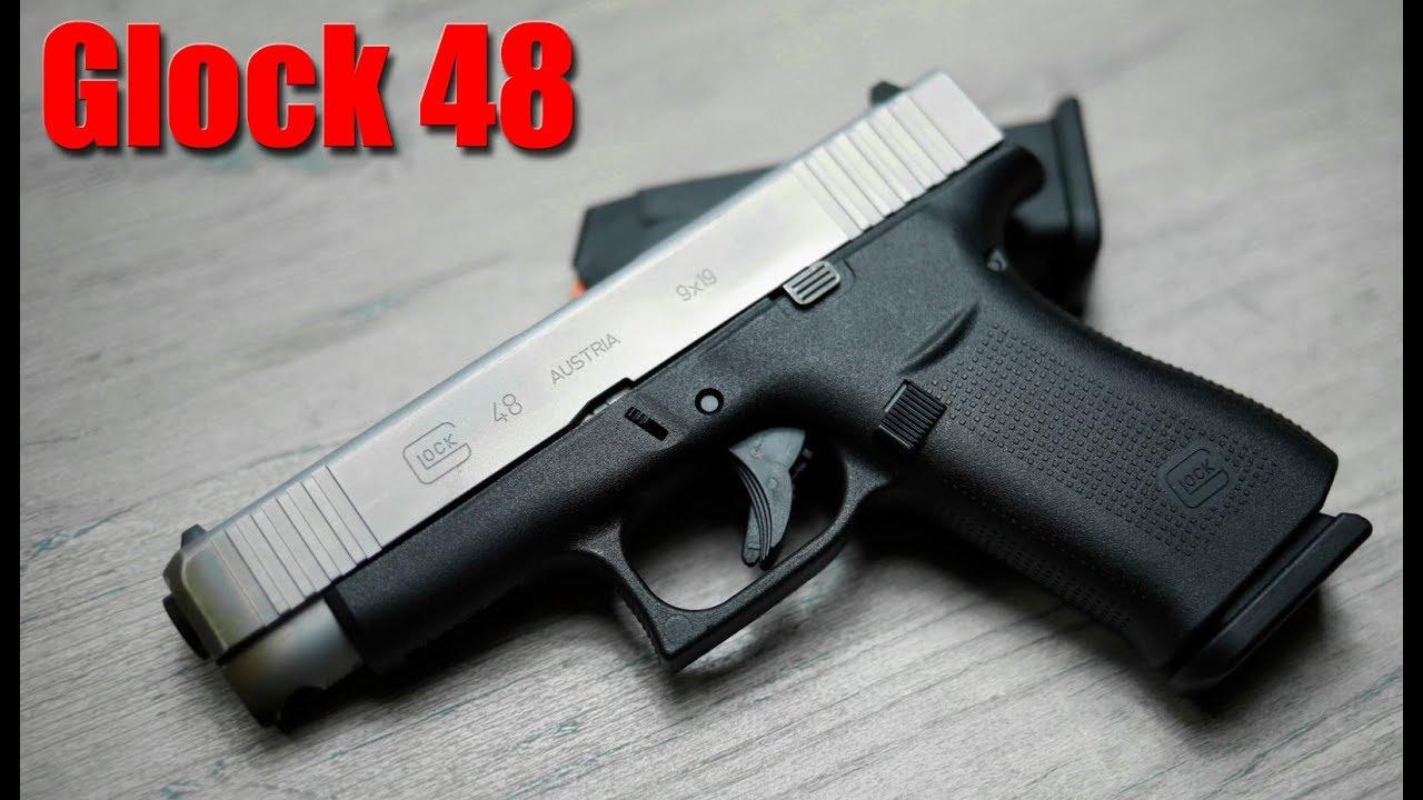Glock 48 First Shots & Impressions