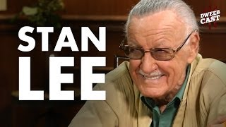Stan Lee On His Guardians of the Galaxy Cameo & More | DweebCast | OraTV