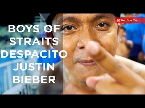 JDT Fans SING Despacito by Justin Bieber