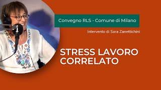 Sara Zanettichini Convegno SLC 21 11 14