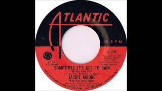 Jackie Moore - Sometimes It