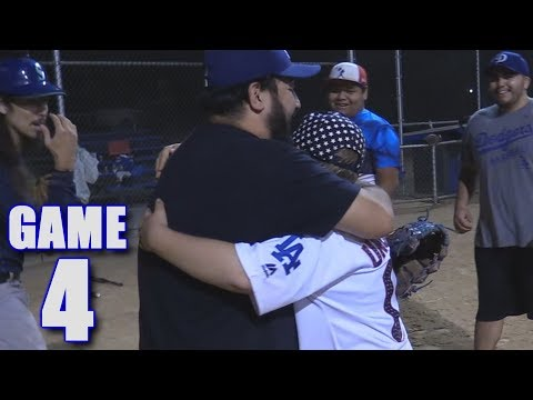 UNCLE SAM'S FIRST HOME RUN!   Offseason Softball Series   Game 4