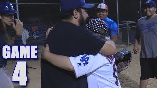 UNCLE SAM'S FIRST HOME RUN! | Offseason Softball Series | Game 4