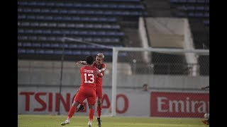 Gambar cover Lao Toyota FC 2-3 Home United FC (AFC Cup 2019 : Group Stage)