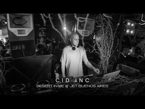 We Must feat. Cid Inc @ Desert In Me - Jet Lounge BA