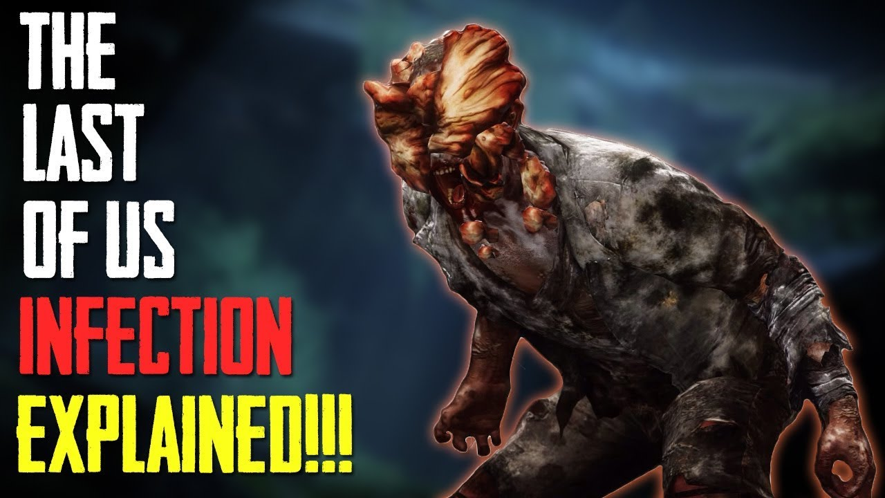 The Cordyceps | The Last Of Us Infection EXPLAINED!