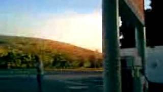 Passando pela cidade de Periquito-MG