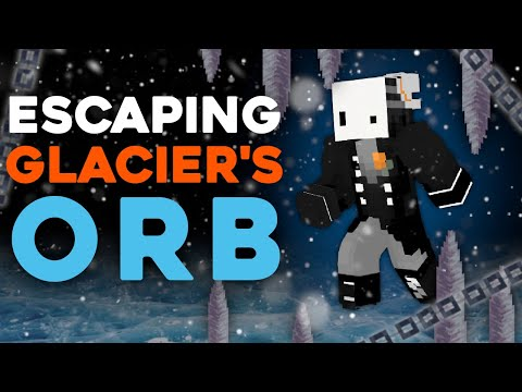 Escaping Minecraft's Coldest Prison (glacier's orb)
