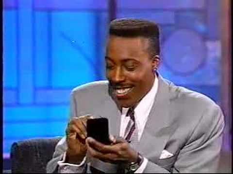 The Pointer Sisters-Arsenio Hall Interview 5/25/1990