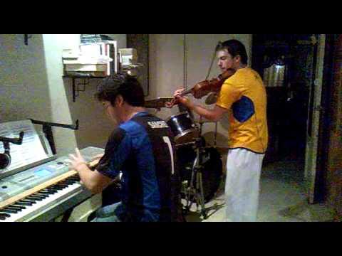 Bohemian Rhapsody Piano and Violin