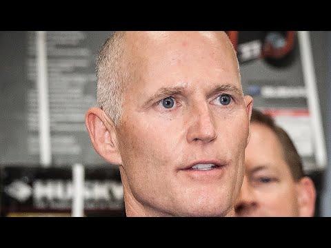 Rick Scott Brings His Florida Corruption To The US Senate