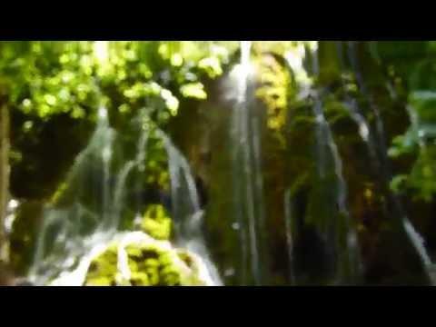 Lekit waterfall , Azerbaijan Qakh