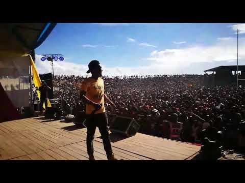 MR SAYDA - MBA  VALIO Ft. Pit leo & Odyai Live 2018