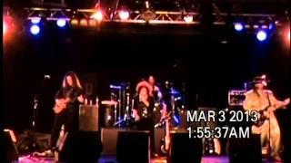 John Doe Alisa B Boston Rock n Roll Band Cover St. Louis 2013