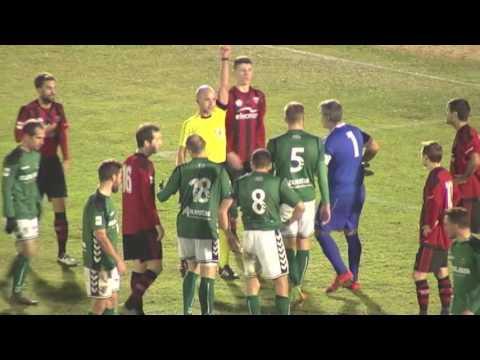 Polémico final del CD Toledo 1-0 Arenas Club
