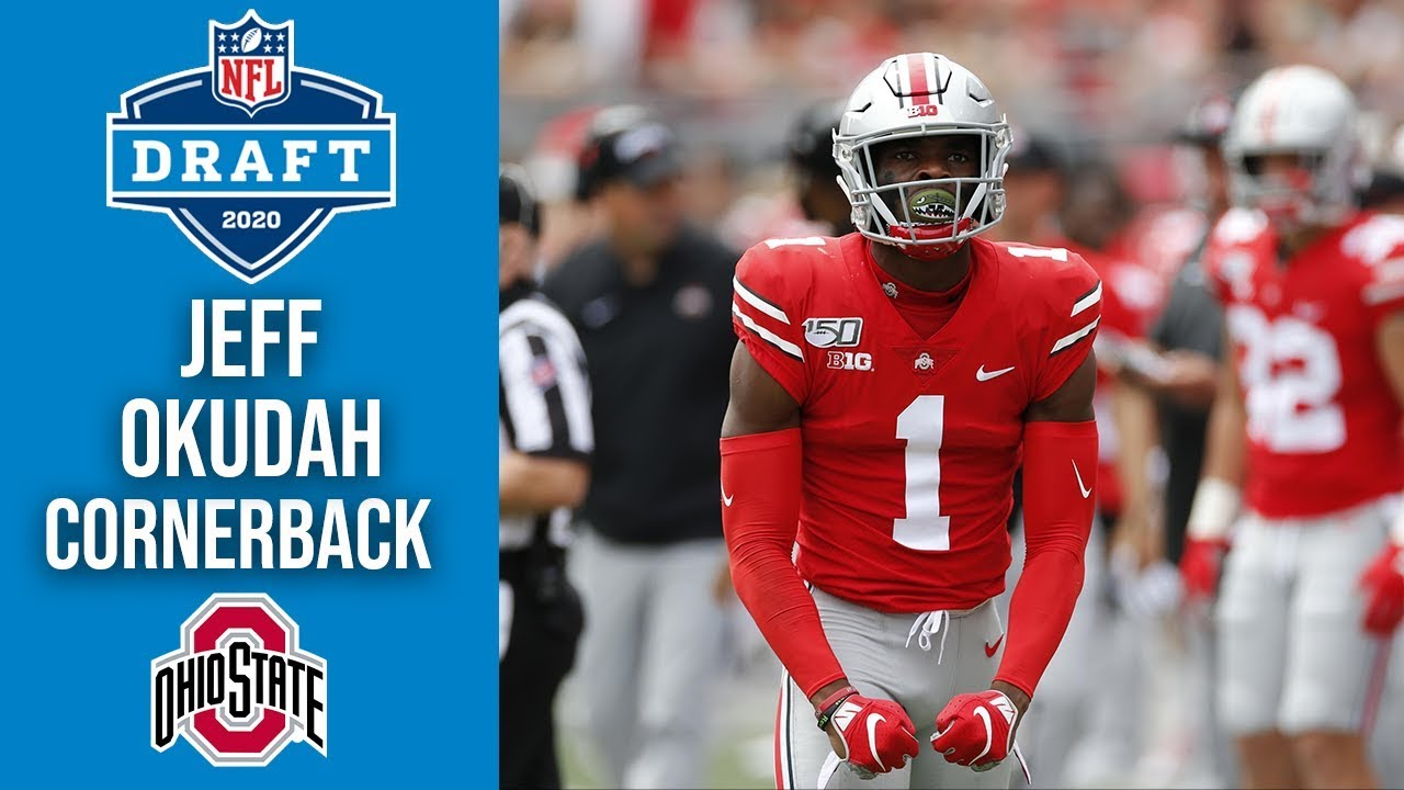 Jeff Okudah | Cornerback | Ohio State | 2020 NFL Draft Profile