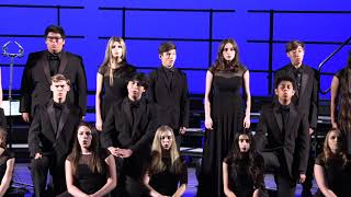 Ngothando - Newport Harbor Advanced Vocal Ensemble