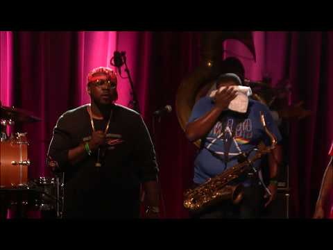 "The Soul Rebels ft Pete Rock & Smoke DZA - ""Black Superhero Car"""
