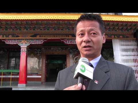 Ms Sarah Sewall, US Special Coordinator for Tibet visits Dharamsala Jan 14 2016