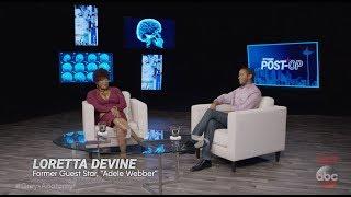 Former Guest Stars - Loretta Devine and Michael O