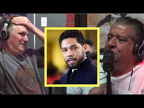 Joey Diaz and Michael Rapaport on the Latest in the Jussie Smollett Case