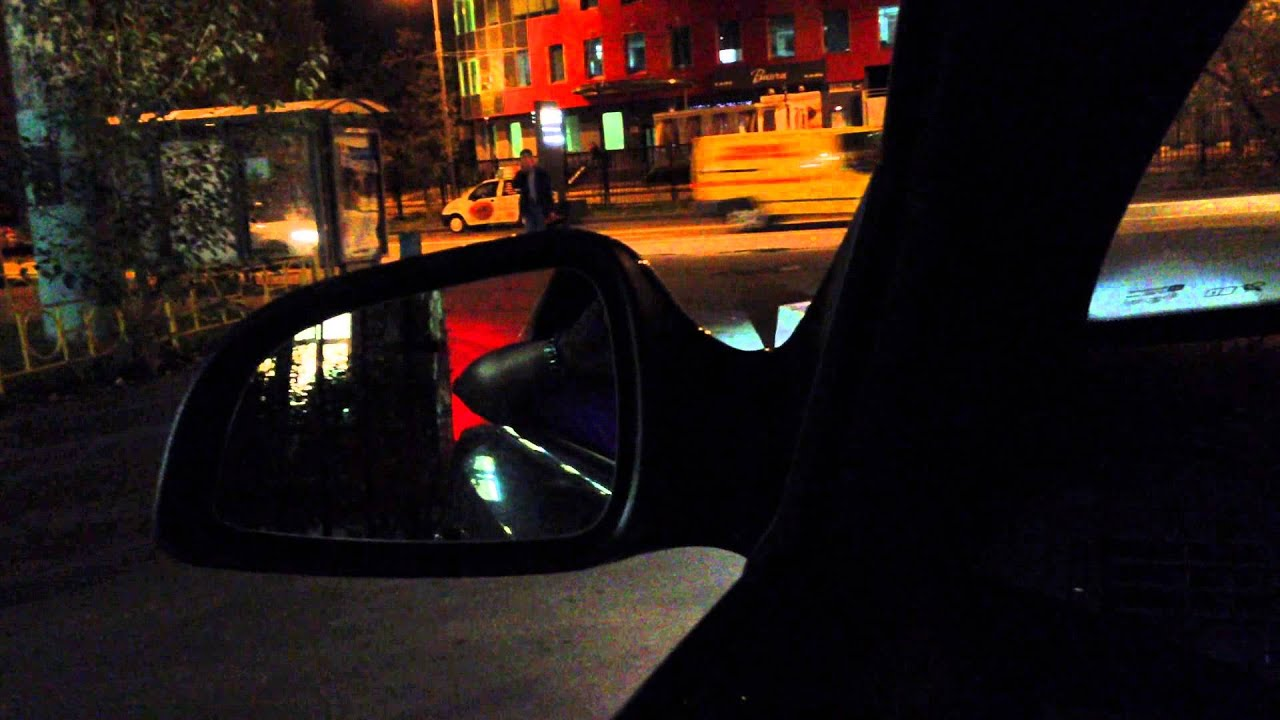 How electric folding rearview mirrors works on Opel Astra H GTC ...