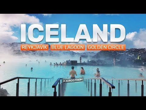 ICELAND: Reykjavík, the Blue Lagoon and the Golden Circle!