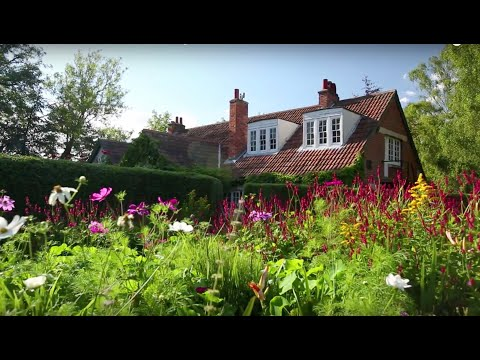 C. S. Lewis's Home -- The Kilns -- In Becoming Mrs. Lewis Novel