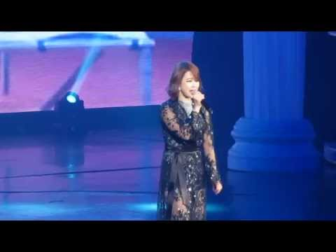 20150415: Because of You - OST Hyde Jekyll Me by Baek Ji Young - Baek Z Young Close Up 2015 Manila