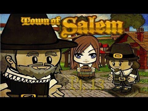 Name Stealing (Town of Salem #13)