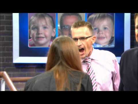 I'M BLACK… STOP PINNING YOUR WHITE BABY ON ME! | The Maury Show