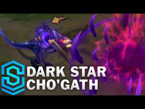 Dark Star Cho'Gath Skin Spotlight - League of Legends