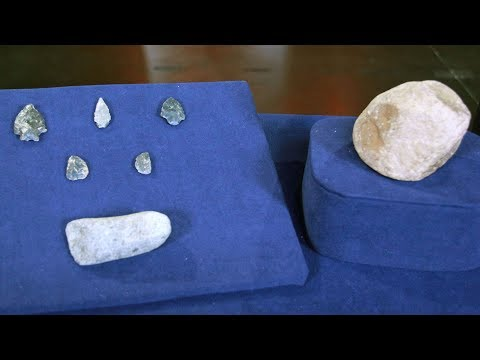 Stone Tools & Flint Points Collection   Web Appraisal   Orlando