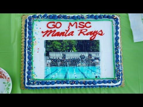 Mercerwood Shore Club Manta Rays 2014