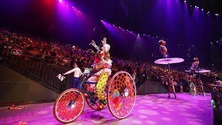 6th China Int'l Circus Festival begins in Zhuhai