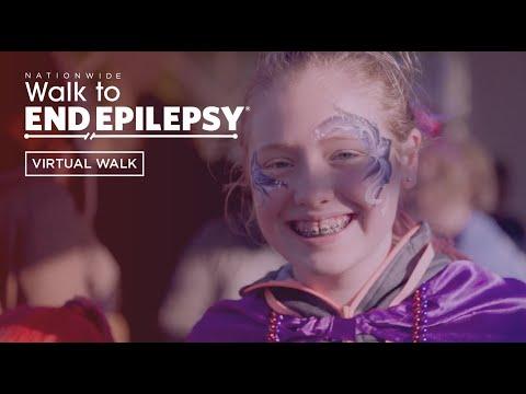 Virtual Walks to End Epilepsy Goes Nationwide