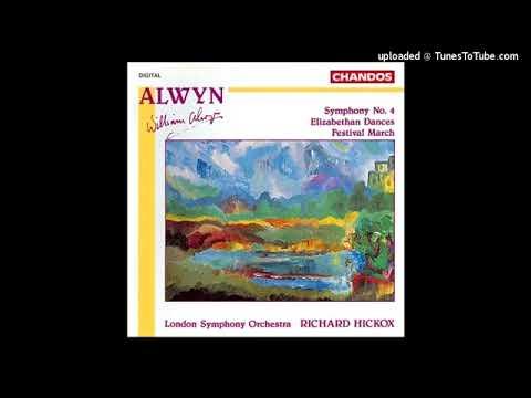 William Alwyn : Elizabethan Dances for orchestra (1956-57)