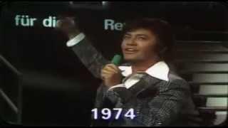 ZDF-Hitparade - Erinnerung an Rex Gildo 1999