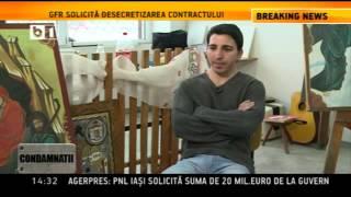 Condamnatii - 13 octombrie- Cristian Zamfir, inchis pentru talharie