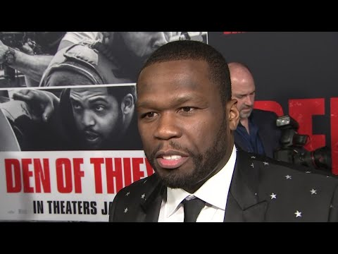 50 Cent: new album out this year