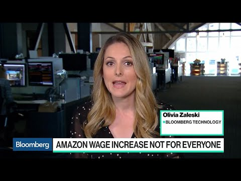 Amazon's Wage Increase Isn't for Everyone