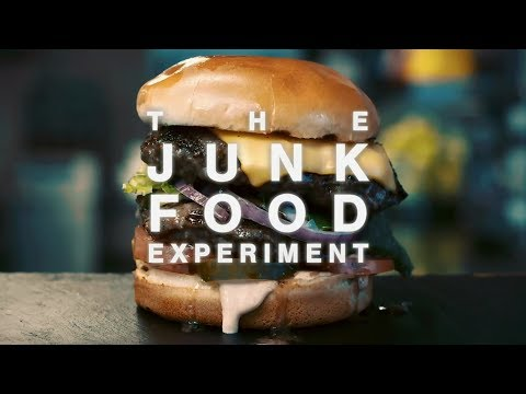FIRST LOOK: The Junk Food Experiment