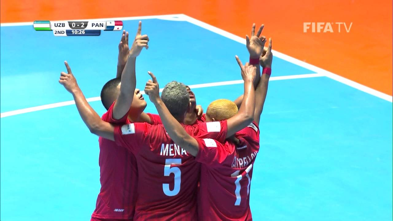 Video: Futsal Uzbekistan vs Futsal Panama