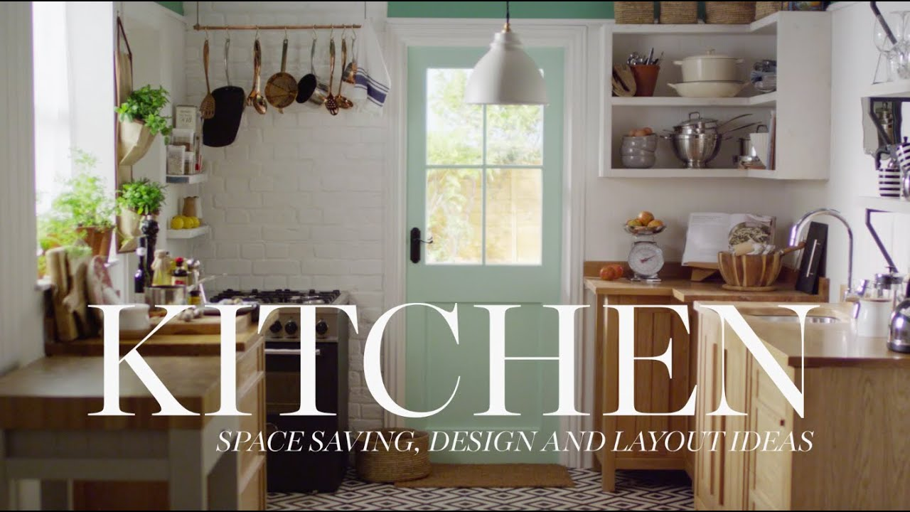 Space Saving For Kitchens Ms Home Kitchen Space Saving Design Layout Ideas Youtube