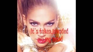 Jennifer Lopez - Invading My Mind - Lyrics