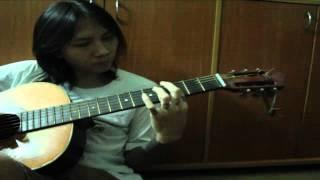 Hồng Đậu guitar solo by Bo Nguyễn