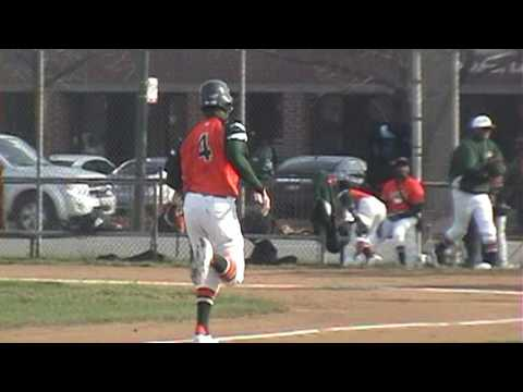 * * [Quik Hits] Home Run Blast Over Girls Softball Diamond #4 JGS Washington Patriots@MPM Baseball