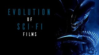The Evolution of Science Fiction Films